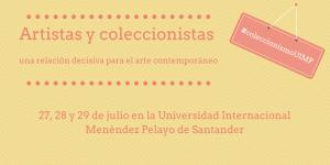 Imagen: Anuncio Artistas y Coleccionistas.