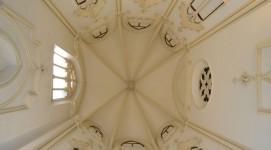 Vista de la capilla