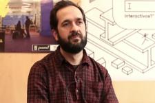 Marcos García, director del Medialab.