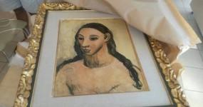 Imagen: Cuadro de Picasso propiedad de Botín