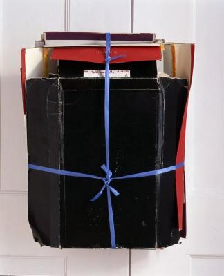 Carlos Bunga. Cardboard Pack 1, 2004.