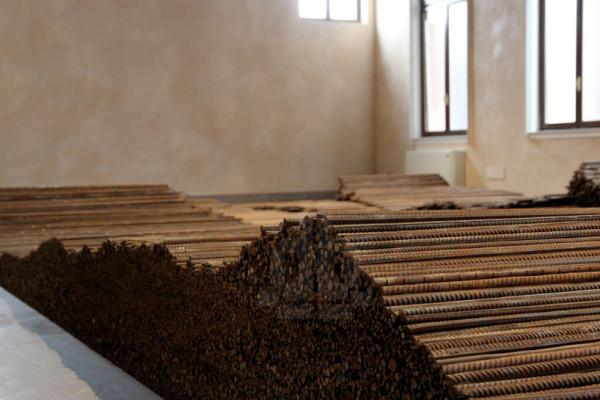 Ai Weiwei. Straight, 2008–12.