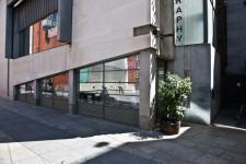 Vista de Temple Bar Gallery + Studios.