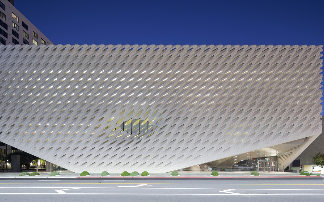 Nuevo museo de arte contemporáneo en Los Ángeles