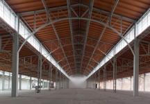 Vista de Marx Halle, donde se celebrará viennacontemporary.