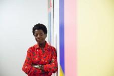 Thelma Golden en el Studio Museum de Harlem.