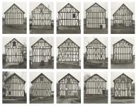 Becher. Houses, 1920.