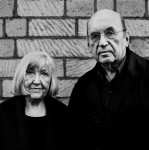 Anton Corbijn. Bernd and Hilla Becher, 2007.