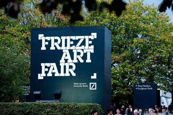 Nueva edición de Frieze London