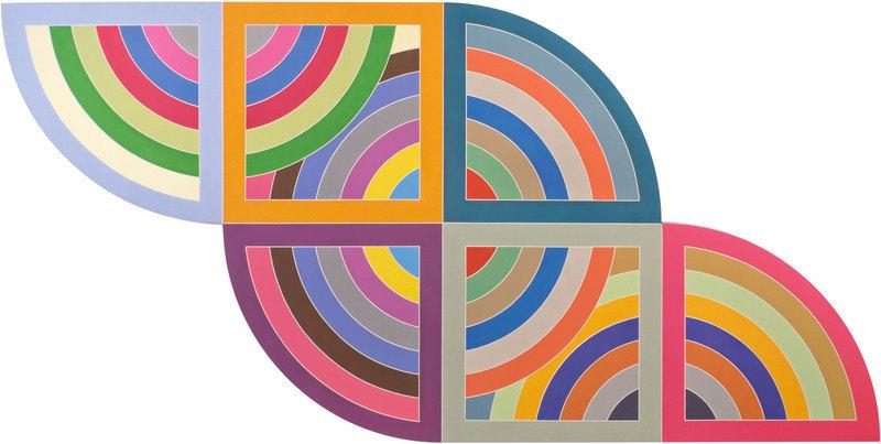 Una retrospectiva en torno a Frank Stella