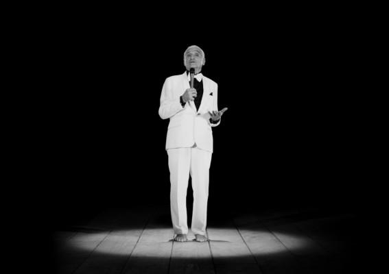 Ugo Rondinone. Thanx 4 nothing, 2015.