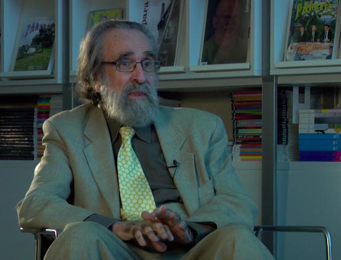 Entrevista con Isidoro Valcárcel Medina