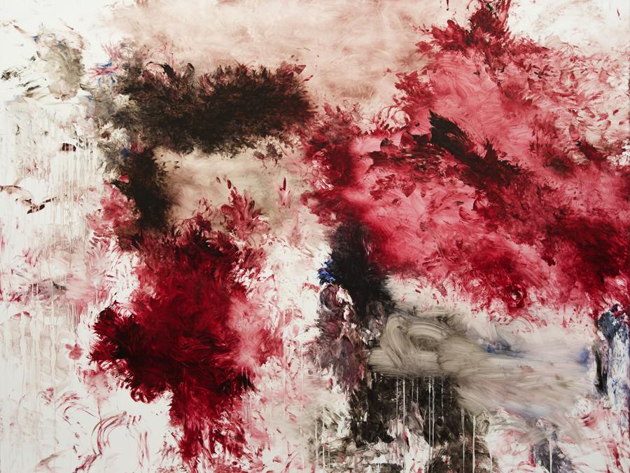 """Carlos León, """"Pink Requiem"""" en la Sala Alcalá 31"""