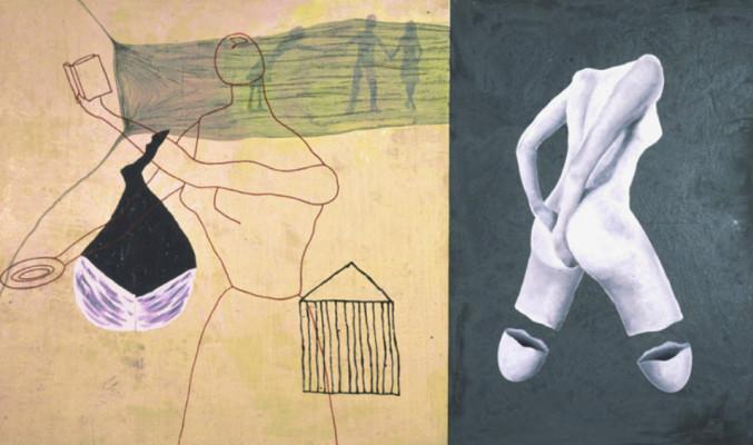 Juliao Sarmento. Olivença, 1989.