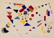 Magda Langenstrass-Uhlig. Movement, c. 1925.