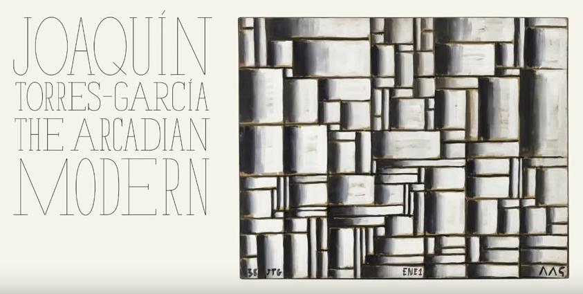 Joaquín Torres-Garcia: The Arcadian Modern
