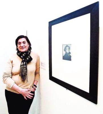 La coleccionista Lola Garrido