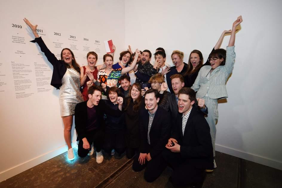 Los premios Turner 2015