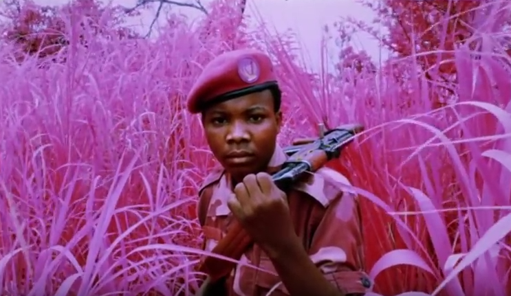 Richard Mosse, The Impossible Image
