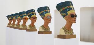 Isa Genzken. Nefertiti, 2014