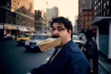Jeff Mermelstein. Sidewalk,1995