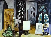Pablo Picasso. La Californie
