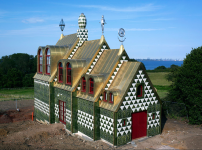 FAT y Grayson Perry. A House for Essex, (2014)