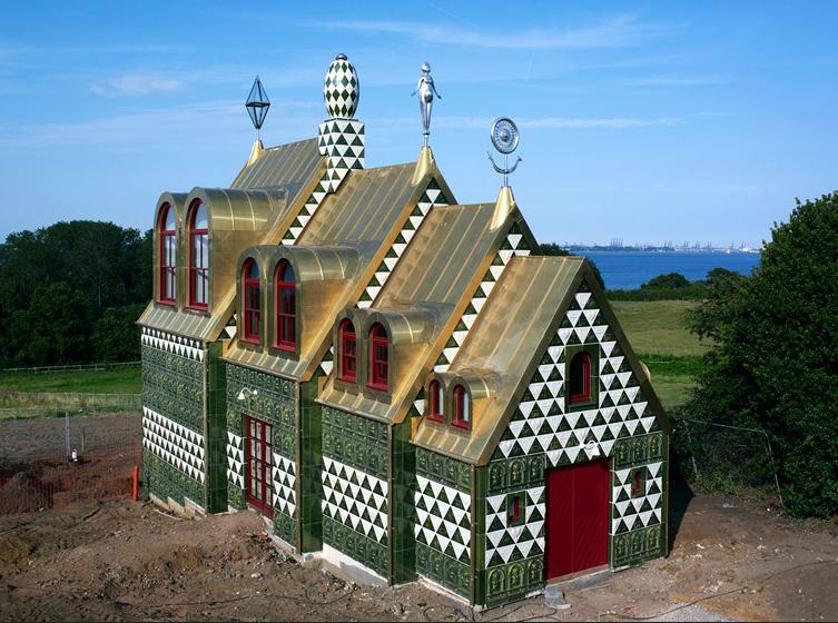 La rebeldía de la Arquitectura