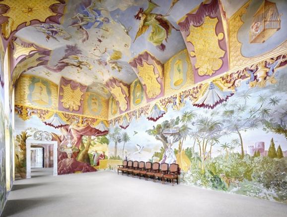 El interior de Candida Höfer