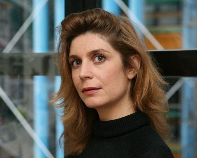 Christine Macel, directora de la 57 Bienal de Venecia