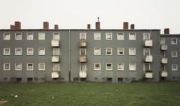 Thomas Ruff. Haus, nº 6, 1989