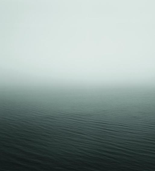 Hiroshi Sugimoto. Seascape: Sea of Japan, 1997
