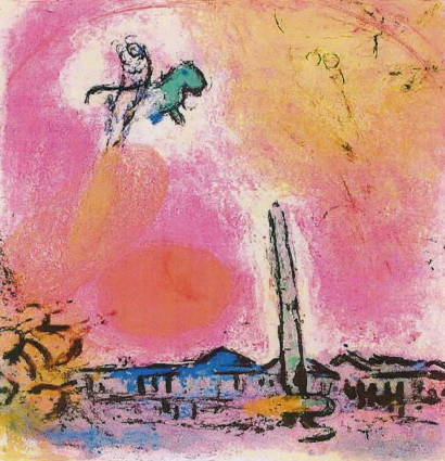 El alma de Marc Chagall