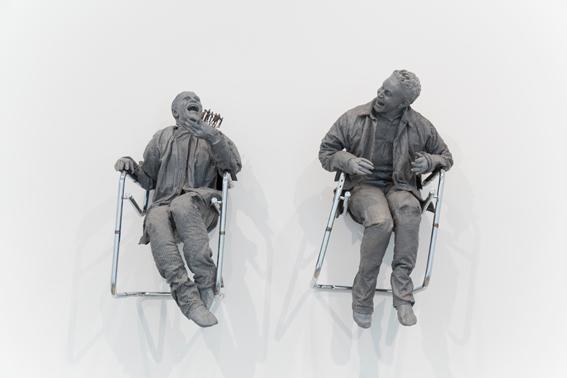 La escultura de Juan Muñoz