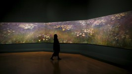 Claude Monet. Nenúfares, 1916-1919