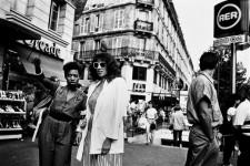 Daido Moriyama. Serie Paris