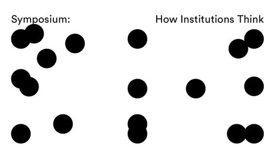 Cómo piensan las instituciones