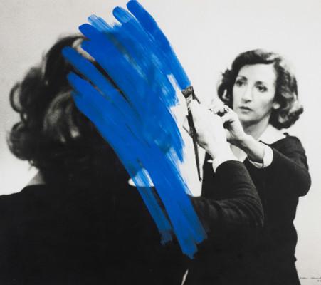 Helena Almeida. Pintura habitada, 1975