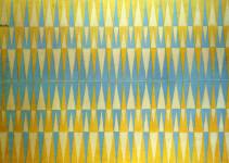 Giacomo Balla. Compenetrazione iridescente n. 4 [Compenetración iridiscente n. 4]1912 – 1913