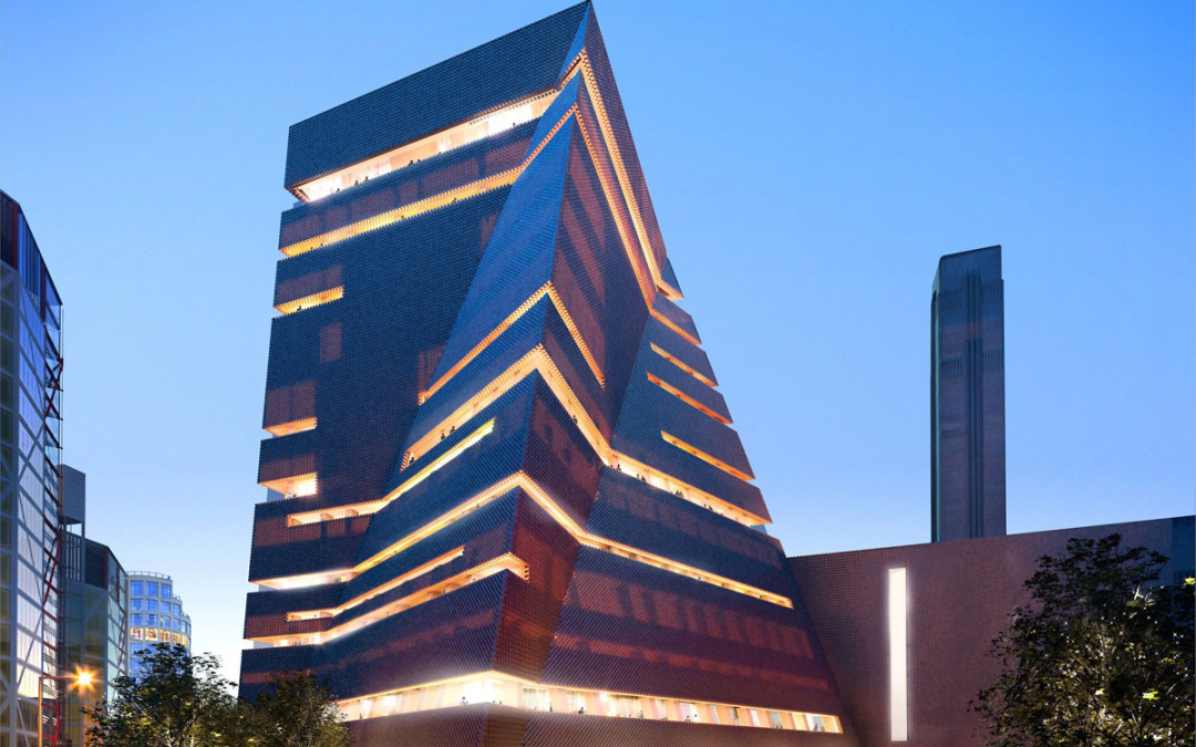 La nueva Tate Modern
