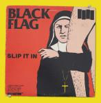 Raymond Pettibon. Black Flag – Slip It In, 1984