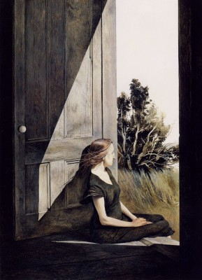 Andrew Wyeth. Christina Olson, 1947.