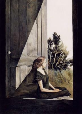 Andrew Wyeth. Christina Olson, 1947.