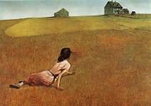 Andrew Wyeth. Christina´s World, 1948.