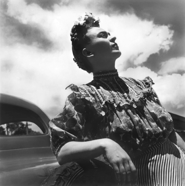 Frida Kahlo a través de Leo Matiz