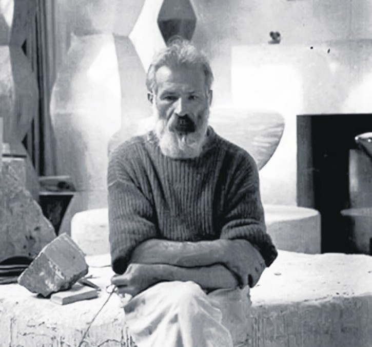 Constantin Brancusi: escultura abstracta