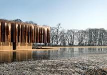 RCR Arquitectos. Crematorio de Hofheide