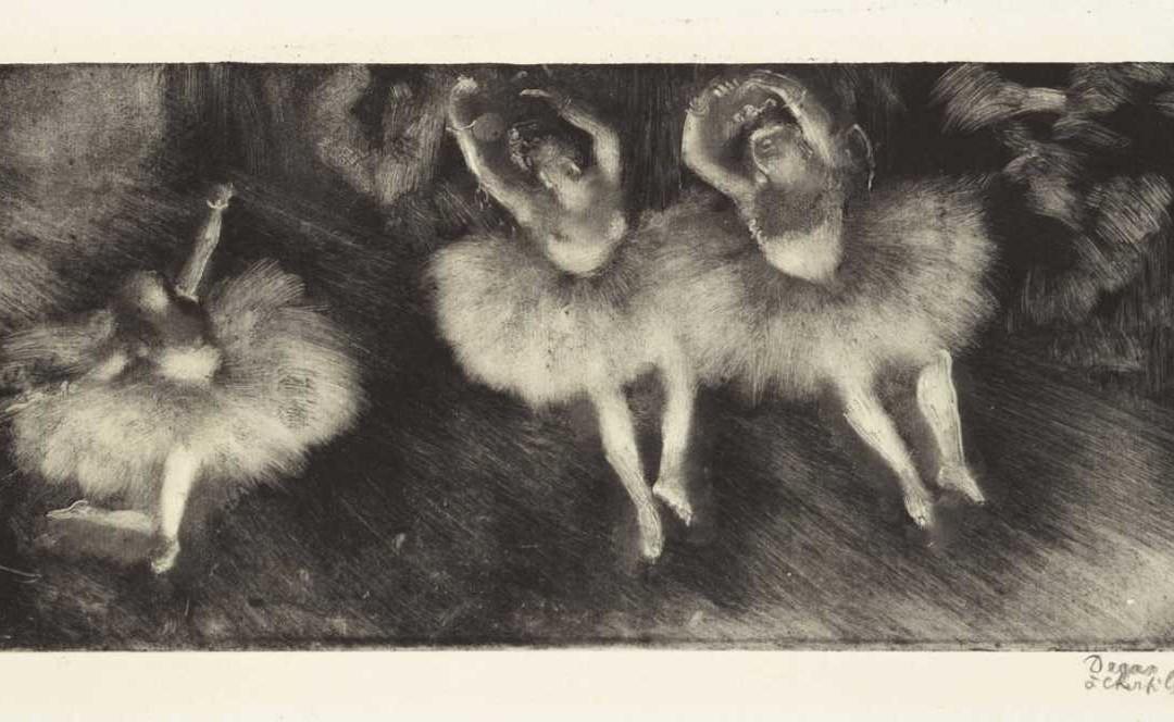 La experimentación de Degas