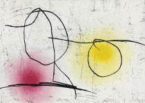 Joan Miró. Serie Lapidari.