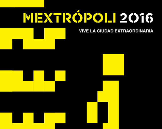 Mextrópoli: festival de arquitectura